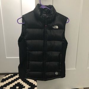 The north face summit series down vest
